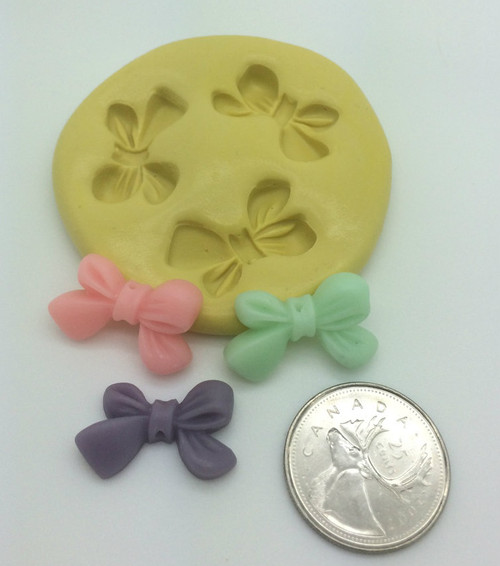 Bow Knot Silicone Mold Set