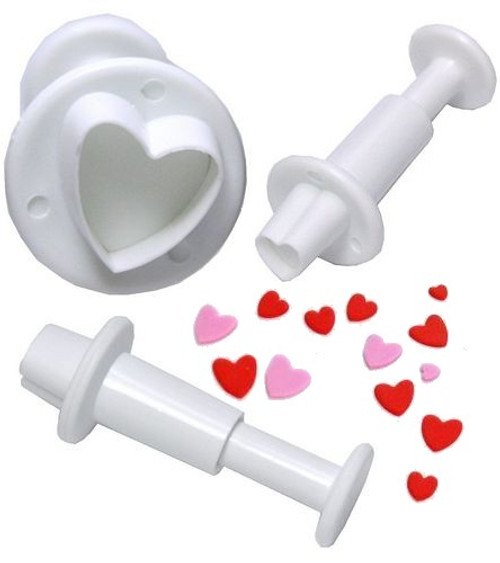 Small Hearts Plunger Set