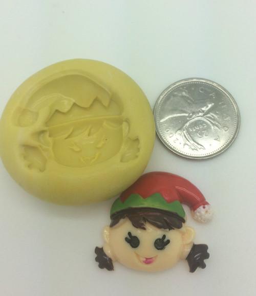 Christmas Elf   Mold