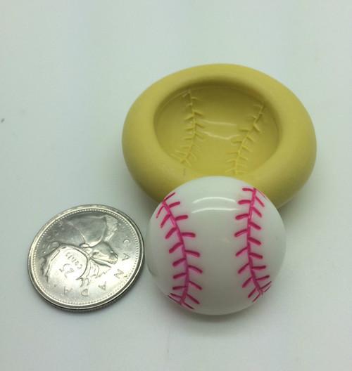 Baseball Silicone Mold