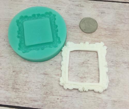 Frame Silicone Mold -2