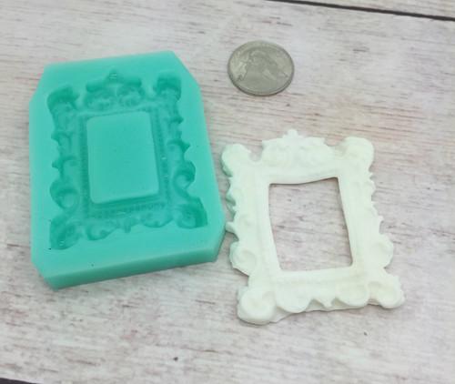 Frame Silicone Mold -3