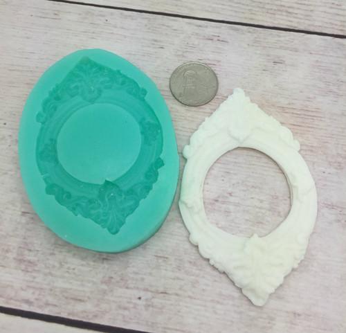 Frame Silicone Mold -4