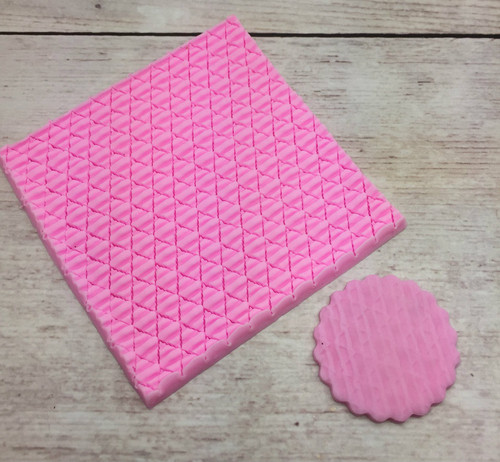 Impression Knit  Silicone  Mat