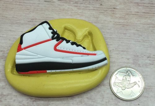 Sneaker Shoe Mold #11 Silicone