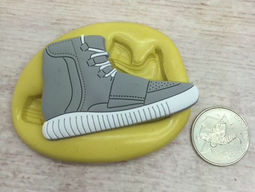 Sneaker Shoe Mold #14 Silicone