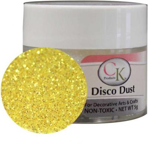 DISCO DUST -  YELLOW RAINBOW