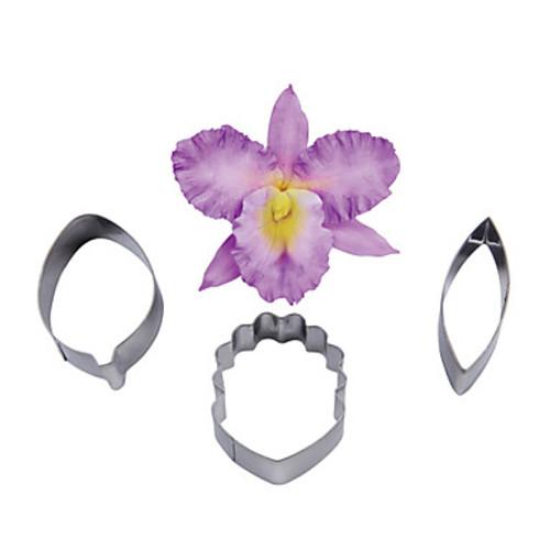 Cymbidium Orchid Petal Cutter