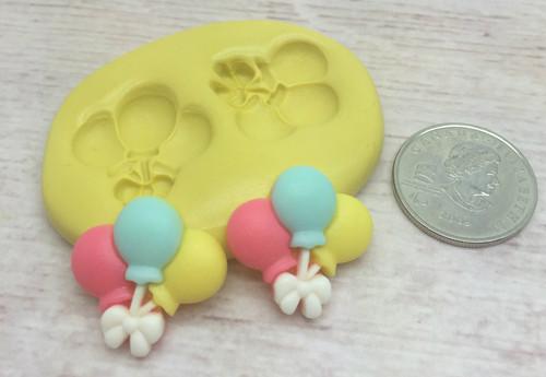 Balloon Set Silicone mold