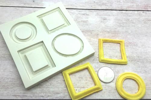 Frame  Silicone Mold Set #8