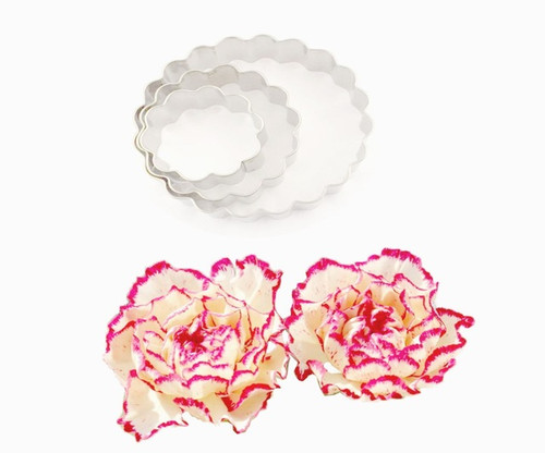 Carnation cutter Small Petal Cutter
