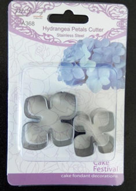Hydrangea cutter Small Petal Cutter style 2