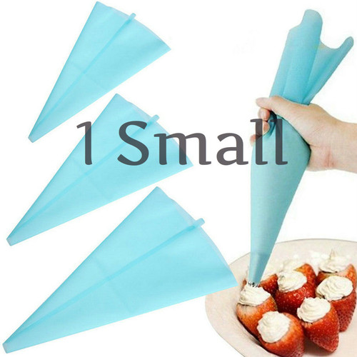 Small Silicone piping bag