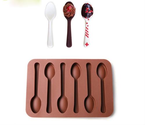 Tea Spoons silicone mold