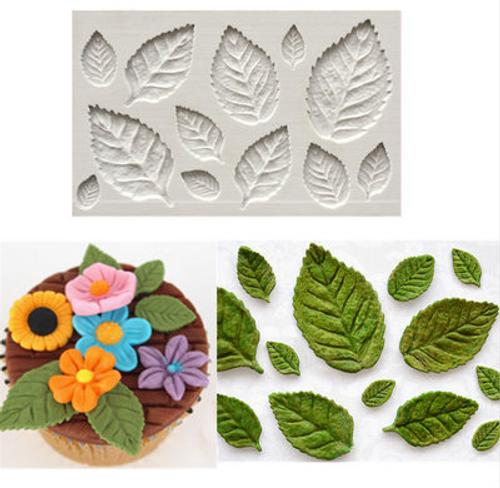 Leaves Flower Mold