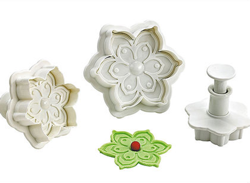 Flowe Fancy Plunger Set 3pc