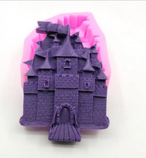 Xl Castle  Silicone Mold