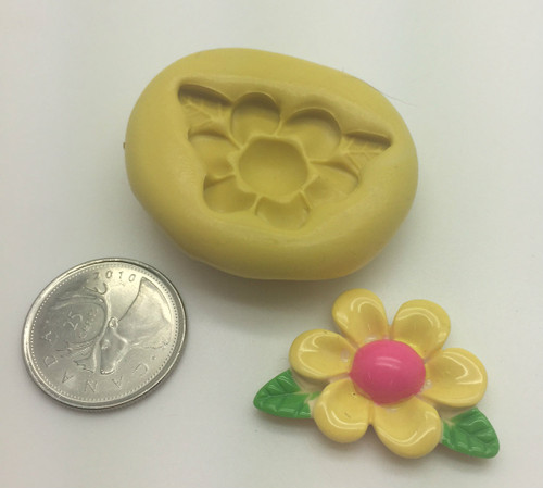 Daisy Flower  Silicone Mold