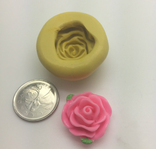 Rose Flower small Silicone Mold