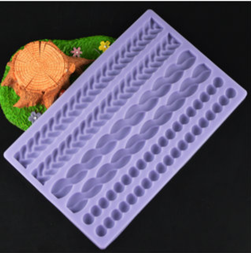 Rope  Silicone Mold Set