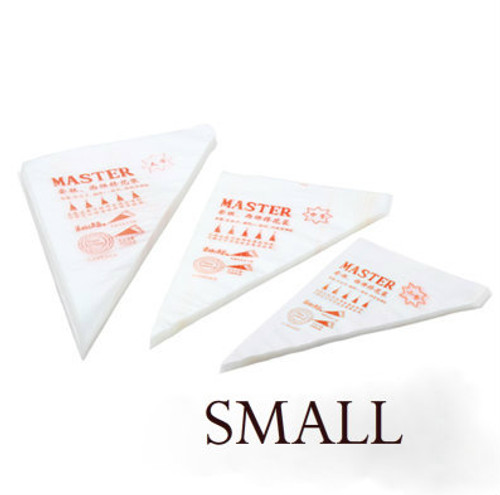 Master Small Tipless Disposable pipping bag  100pc