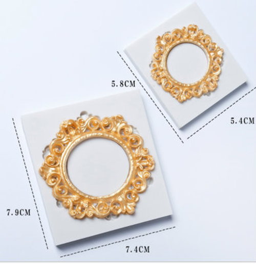 Frame Silicone Mold set