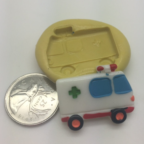 Ambulace Silicone Mold