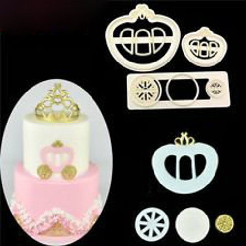 Princess Carriage Set