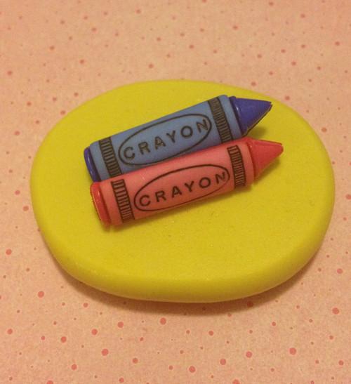 Crayon Silicone Mold Set Silicone