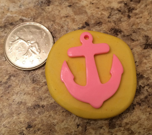 Anchor Mold  Silicone