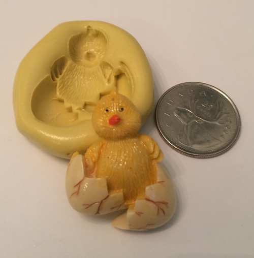 Baby Chic Egg Basket Silicone Mold