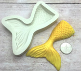 Xl Mermaid Tail Silicone Mold