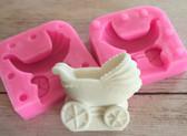 Baby Stroller 3d Mold
