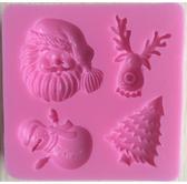 Christmas Silicone Mold set