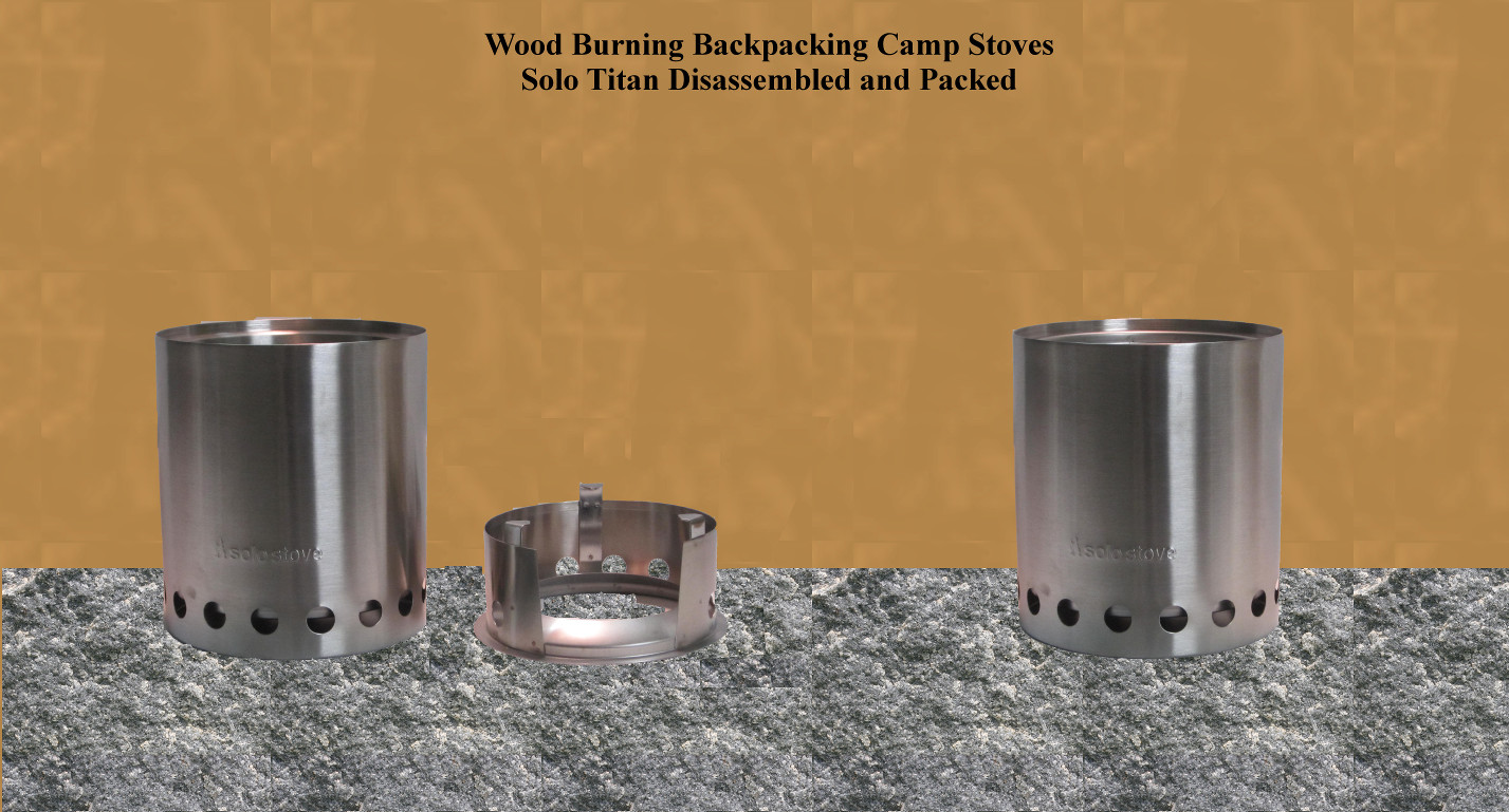 Comparing Wood Burning Backpacking Camp Stoves What S