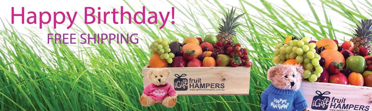 Fruit Hampers Sydney