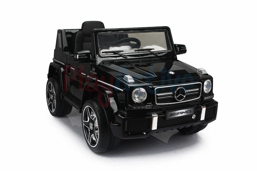 Playactive licensed 12v mercedes benz g63 ride on car for Mercedes benz rc car