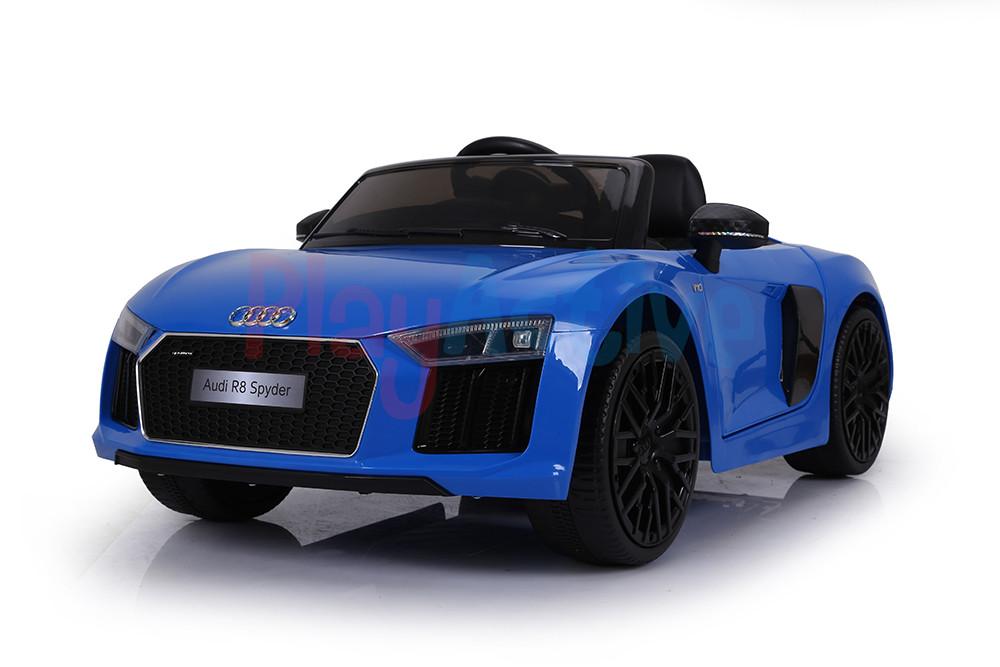 Home · Ride On Toys; Licensed 12V Audi R8 Spyder Ride On Car