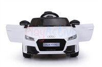 Licensed 12V Audi TT RS Ride On Car
