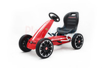Licensed ABARTH Racing Ride On Pedal GO Kart