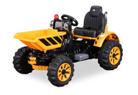 12V Dumper Truck Style Ride On Tractor