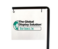 "Hanging Sign Protector - Two Holes - 14""w x 11""h"