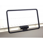"Channel Mount Sign Display - 11""w x 7""h"