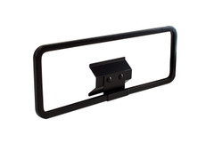 "Metal Channel Mount Sign Holder - 11""w x 3.5h"