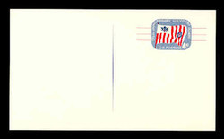 U.S. Scott # UX  52, 1965 4c Coast Guard, 175th Anniversary - Mint Postal Card