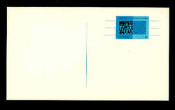 U.S. Scott # UX  53, 1965 4c Census Bureau - Mint Postal Card