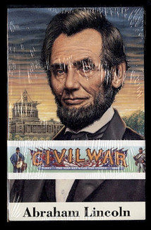 U.S. Scott # UX 200-19, 1995 20c Civil War - Mint Picture Postal Card Set of 20