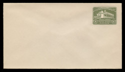 U.S. Scott # U 523, 1932 1c Washington Bicentennial - Mint Envelope, UPSS Size 10