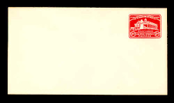 U.S. Scott # U 525a, 1932 2c Washington Bicentennial, Die 2 - Mint Envelope, UPSS Size 10