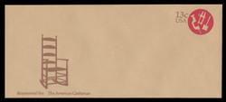 U.S. Scott # U 575 1976 13c American Craftsman - Tools - Mint Envelope, UPSS Size 23